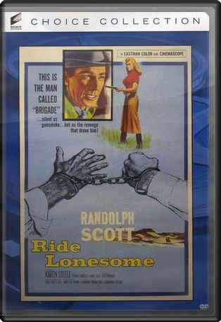 Ride Lonesome (Widescreen)