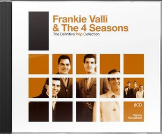Frankie Valli The Four Seasons The Definitive Pop
