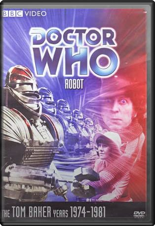 Doctor Who - #075: Robot