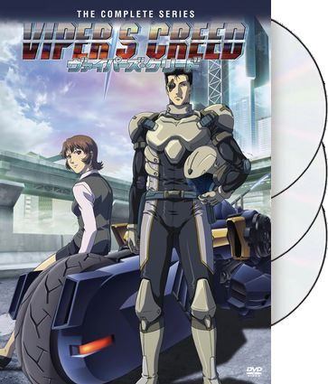 Viper's Creed - Complete 1st Season (3-Disc)