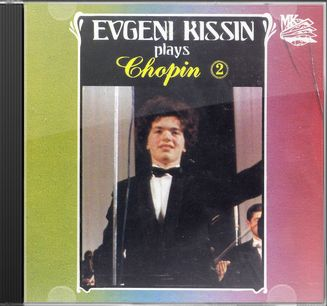 Evgeny Kissin Plays Chopin, Volume 2