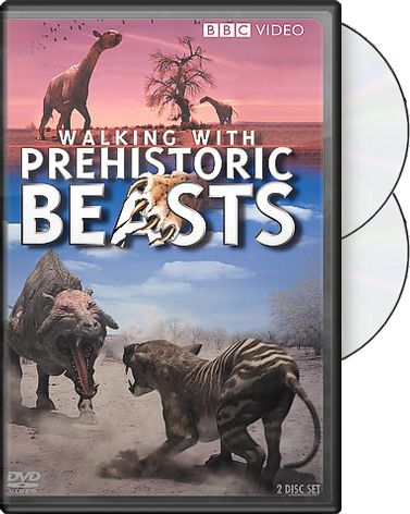 Walking With Prehistoric Beasts (2-DVD)