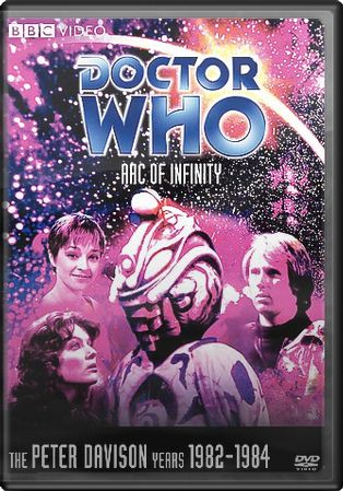 Doctor Who - #123: Arc of Infinity