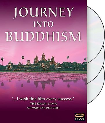 Journey Into Buddhism - Box Set (3-DVD)