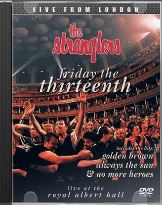 Live from London: Friday the Thirteenth