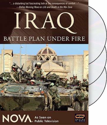 Iraq: Battle Plan Under Fire (3-DVD)