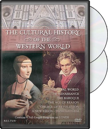 Cultural History of the Western World (2-DVD)