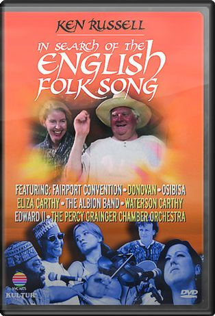 In Search of the English Folk Song