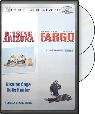 Raising Arizona / Fargo (2-DVD)