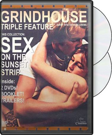 Grindhouse Triple Feature: Sex on the Sunset