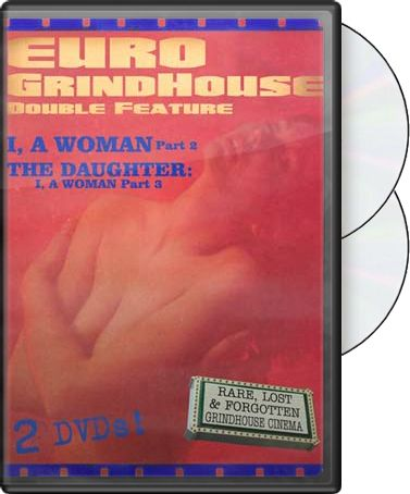 A Euro Grindhouse Double Feature: I Woman (Part