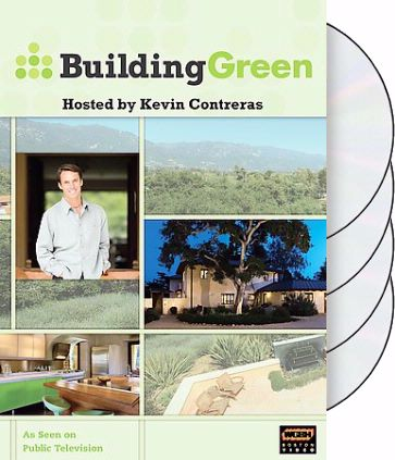 WGBH Boston Specials - Building Green (3-DVD)