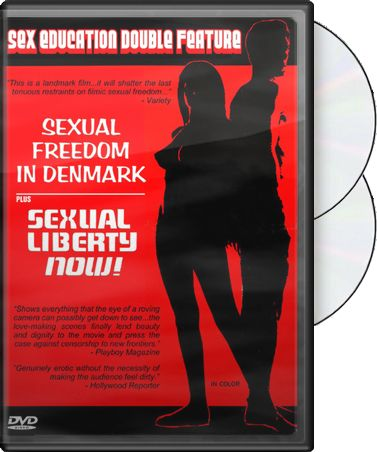 Sex Education Double Feature (Sexual Freedom in