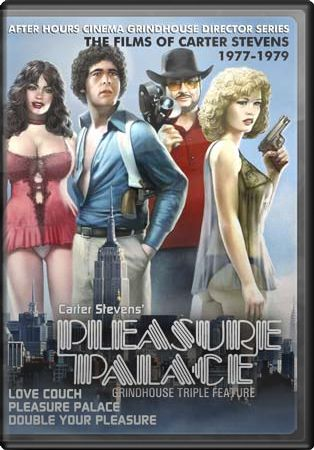 Pleasure Palace Grindhouse Triple Feature: The