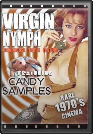 Virgin Nymph Grindhouse Triple Feature: Rare