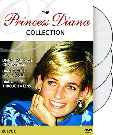 The Princess Diana Collection (3-DVD)