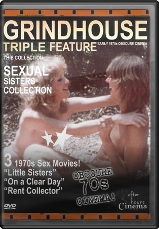 Grindhouse Triple Feature: Sexual Sisters