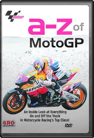 Motorcycling - A to Z of MotoGP
