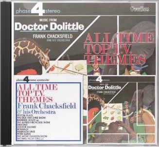 Music from Doctor Dolittle / All Time Top T.V.