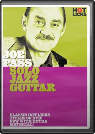 Joe Pass - Solo Jazz Guitar