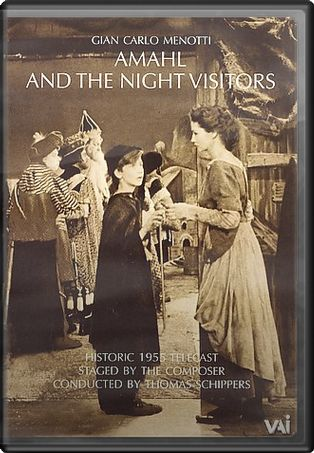 Menotti: Amahl and the Night Visitors: Historic