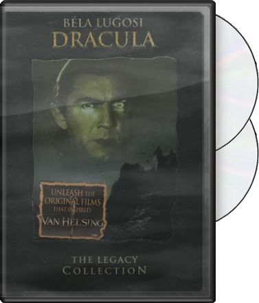 Dracula - The Legacy Collection (2-DVD)