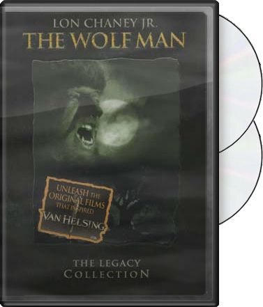 The Wolf Man - The Legacy Collection (2-DVD)