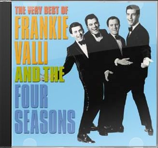 Very Best Of Frankie Valli Amp The 4 Seasons Cd 2003