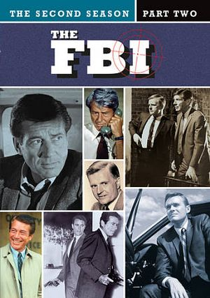 The FBI - 2nd Season, Part 2 (4-Disc)