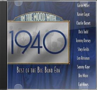 The Best of The Big Band Era 1940