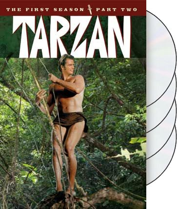 Tarzan - Season 1, Part 2 (4-Disc)