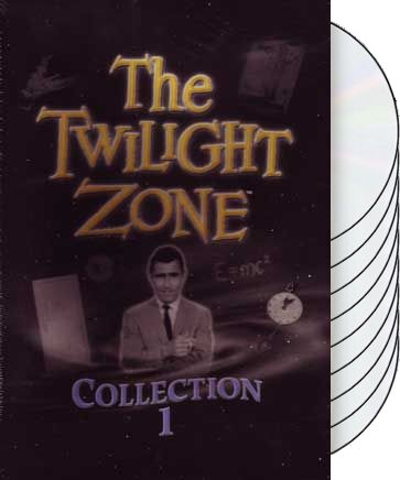 The Twilight Zone - Collection 1 (9-DVD)