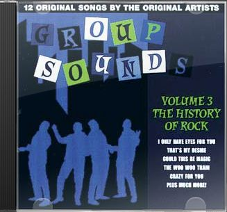 Group Sounds, Volume 3