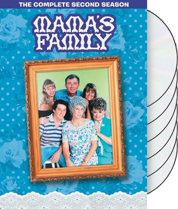 Mama's Family - Complete 2nd Season (4-DVD)