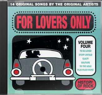 For Lovers Only, Volume 4