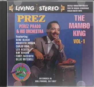 The Mambo King, Volume 1