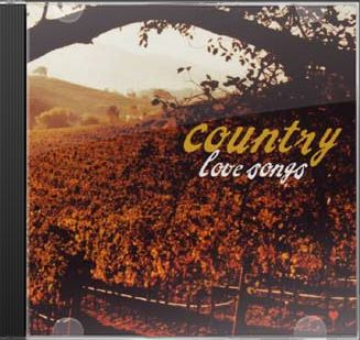Country Love Songs (3-CD Set)