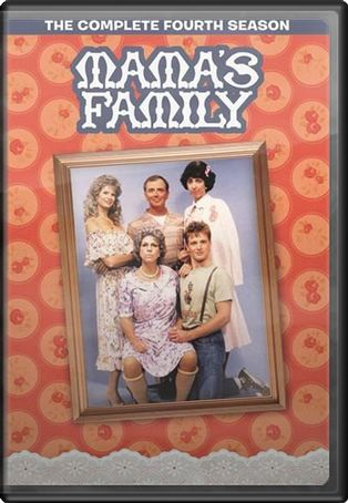 Mama's Family - Complete 4th Season (4-DVD)