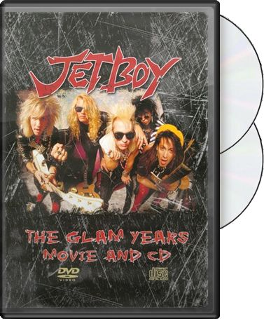 The Glam Years (DVD + CD)