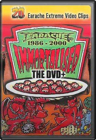 Immortalised - Earache 1986-2000