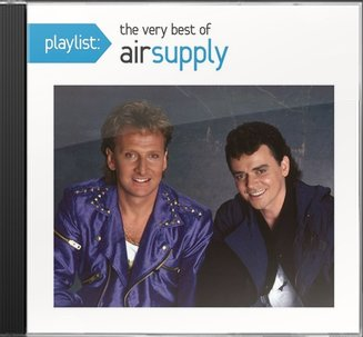 Playlist: The Very Best of Air Supply