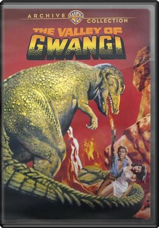 The Valley of Gwangi (Widescreen)