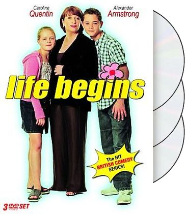 Life Begins - Series 1 (3-DVD)