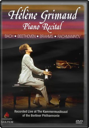 Piano Recital - Bach / Beethoven / Brahms /
