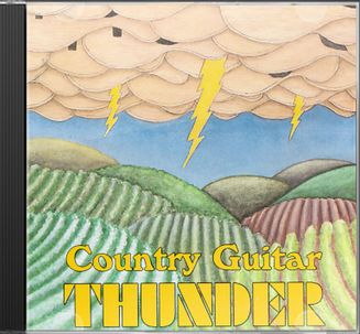 Country Guitar Thunder (1977-1981)