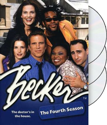 Becker - Complete 4th Season (3-Disc)