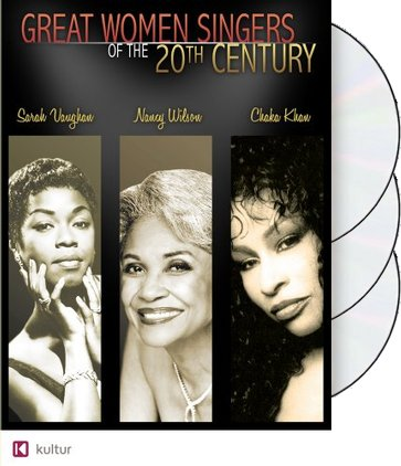 Great Women Singers of the 20th Century (3-DVD)