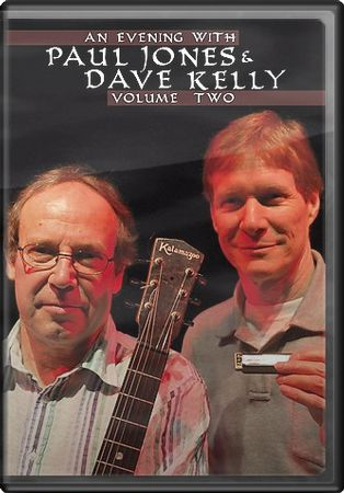 Paul Jones / Dave Kelly - An Evening With Paul