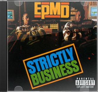 Epmd Strictly Business Cd 2013 Priority Records