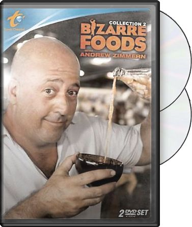 Bizarre Foods with Andrew Zimmern - Collection 2